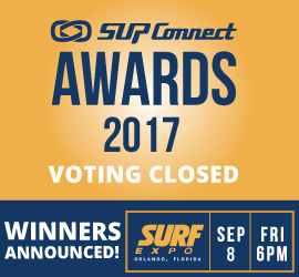 Awards Banner Surf Expo 2017