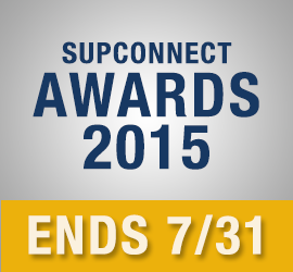 supconnect awards 2015 banner ENDS