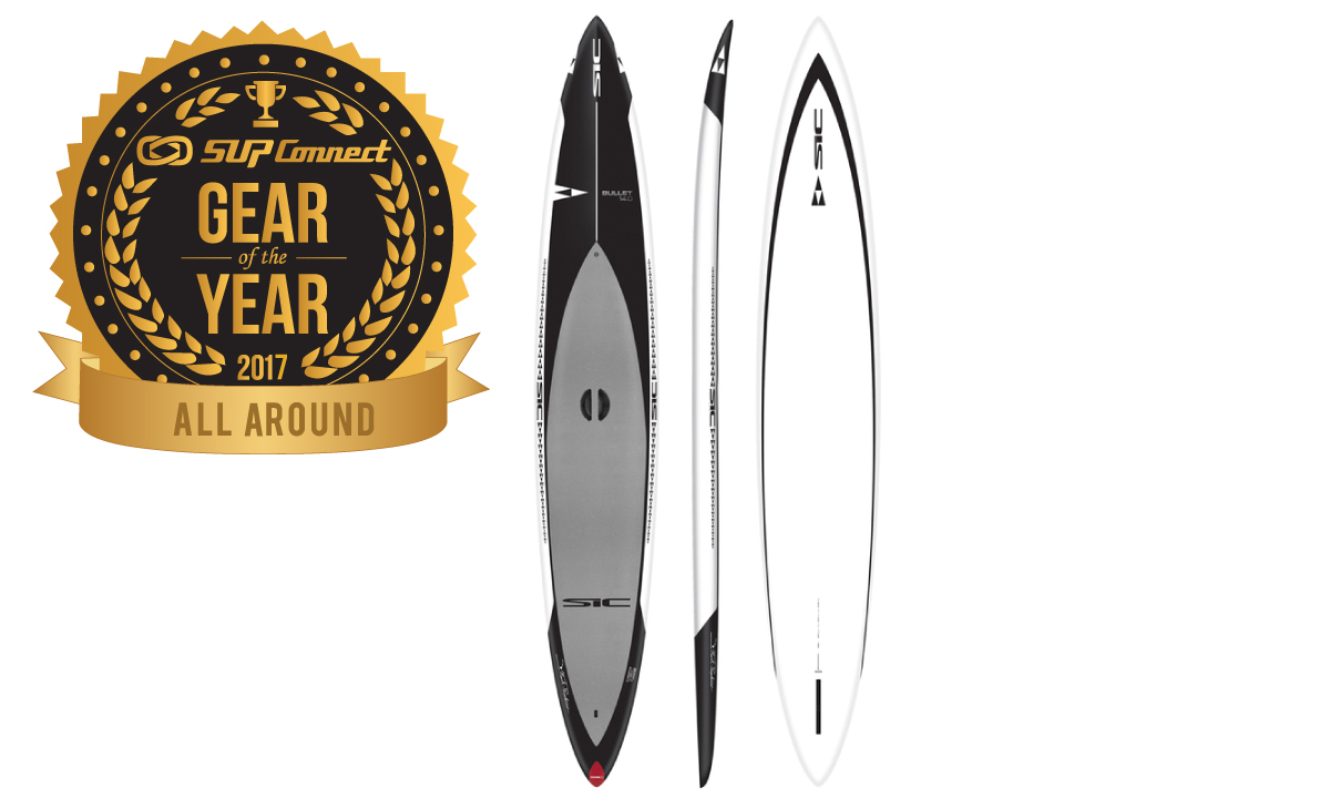 supconnect gear of the year 2017 all around