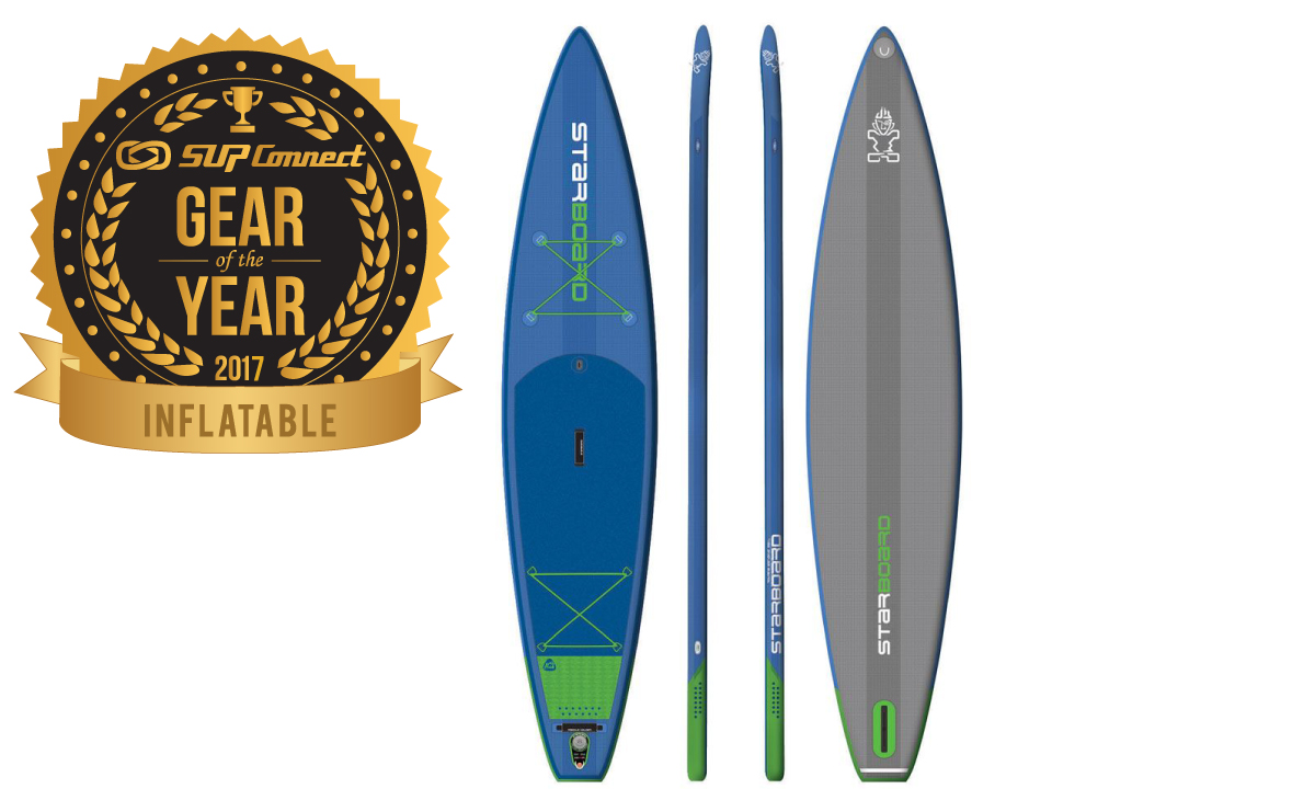 supconnect gear of the year 2017 inflatable