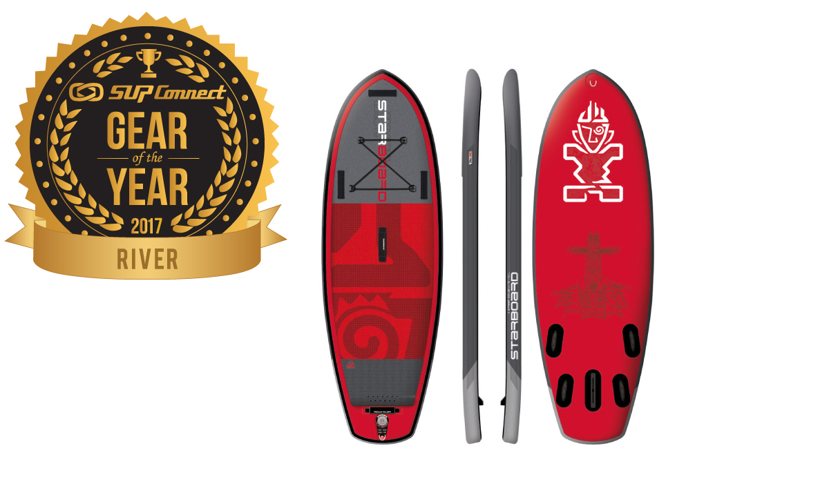 supconnect gear of the year 2017 river