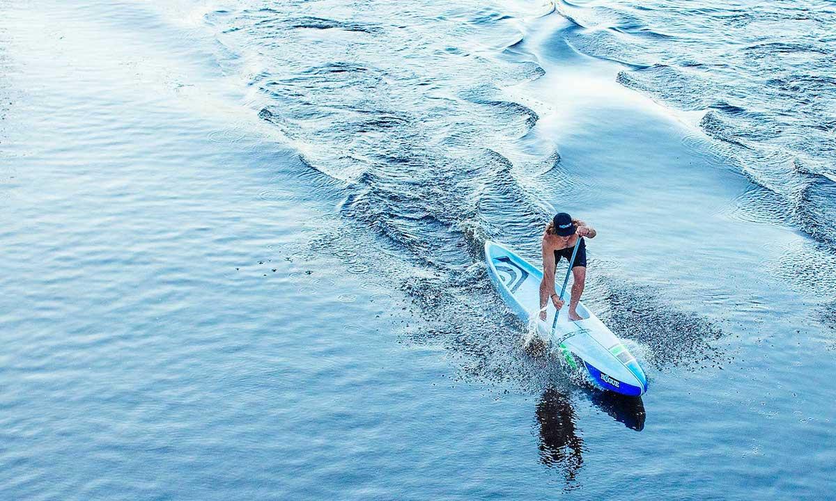 mo freitas how to hold paddle