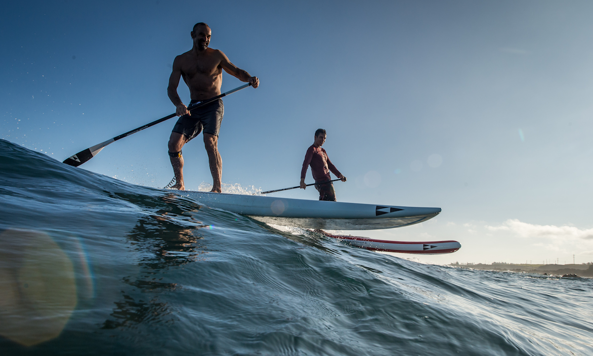 injury free sup experience 1