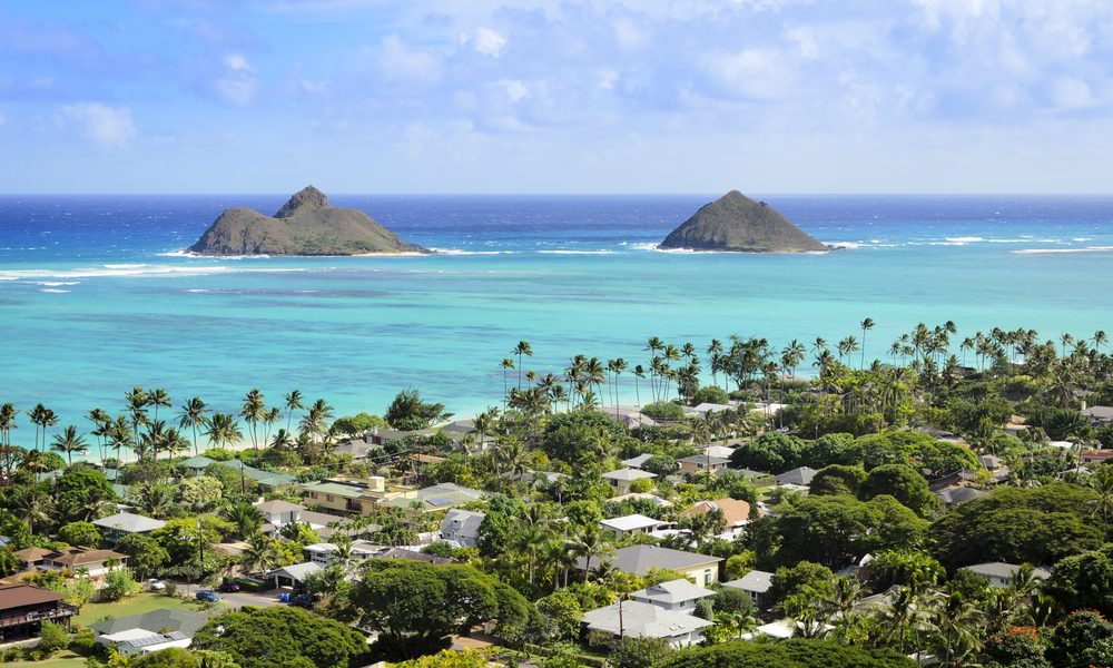 4 sup destinations with epic views oahu