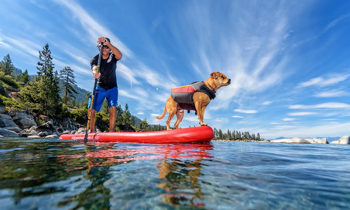 5 places to paddle usa tahoe
