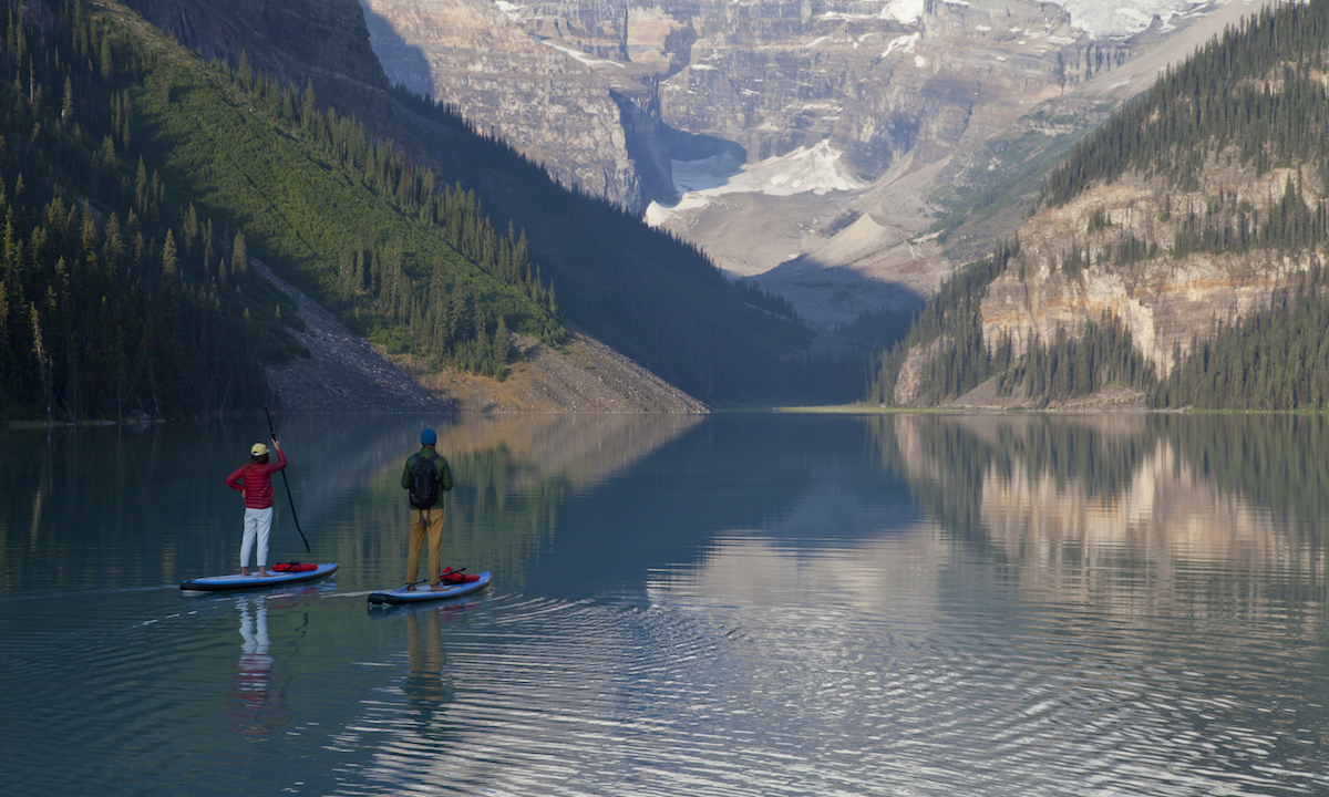 7 sup wonders of the world lake louise banff
