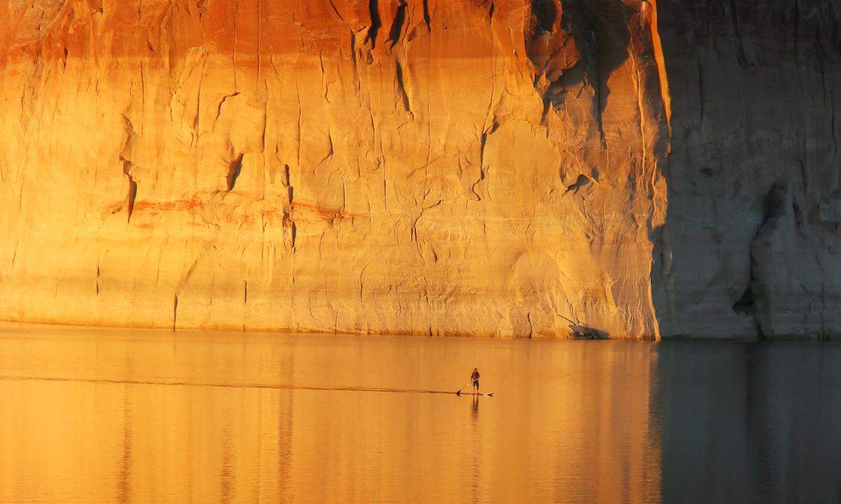 7 sup wonders of the world lake powell