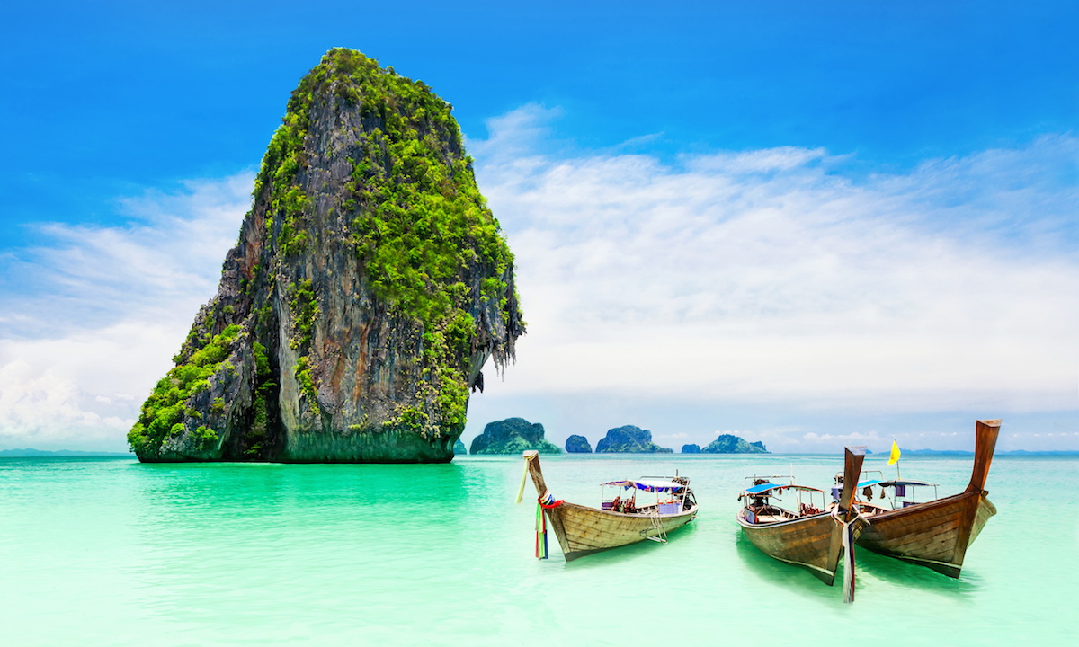 7 sup wonders of the world thailand phi phi