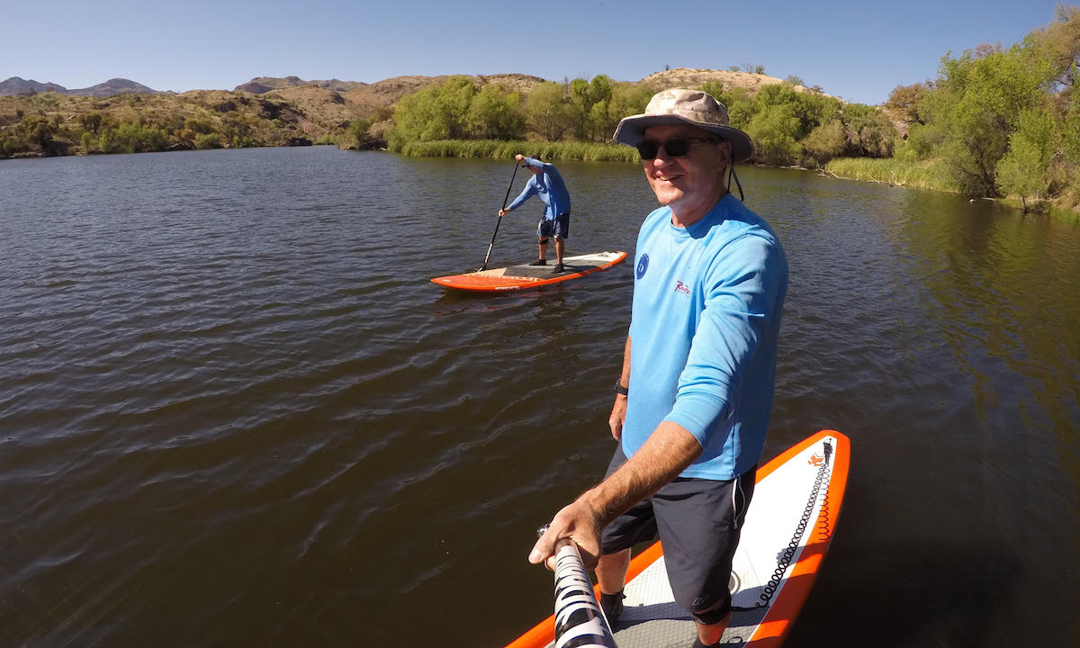 paddle boarding baja arizona 1