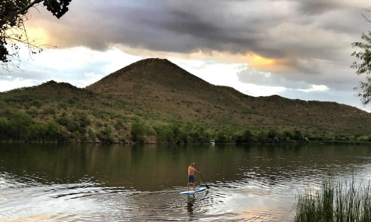 paddle boarding baja arizona patagonia summer paddle