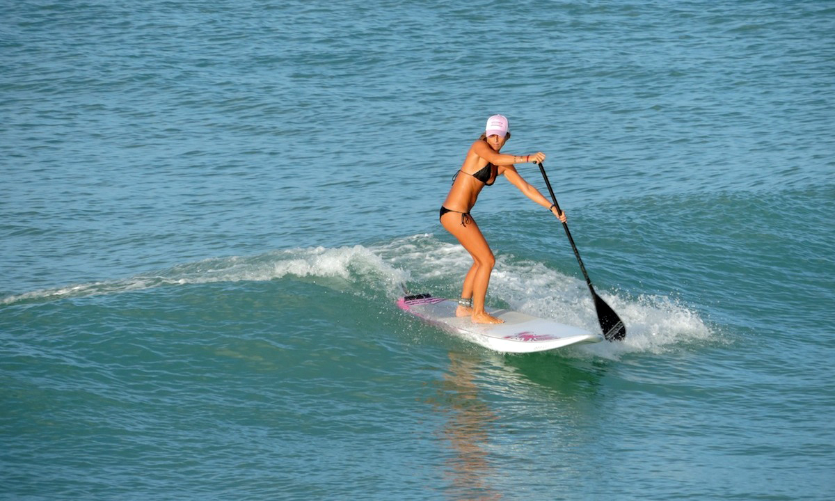 Freights Bay SUP surf Option2