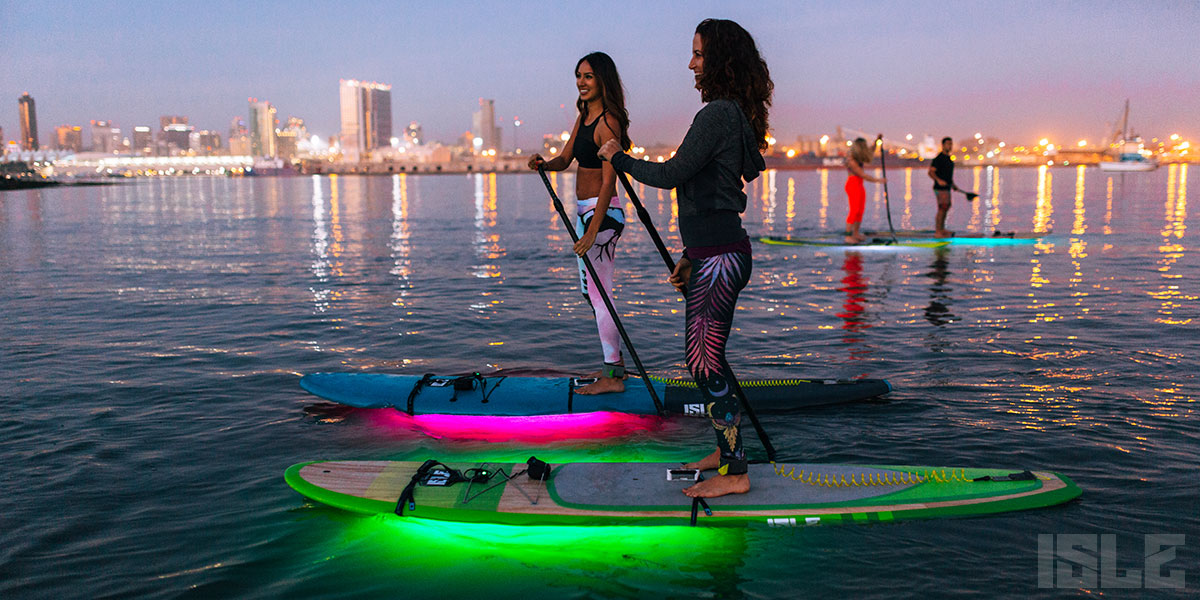 best paddle boarding southern california catalina
