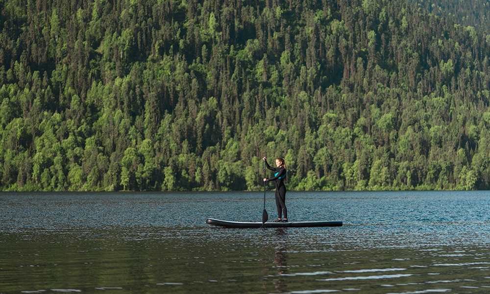 algonquin park sup destination