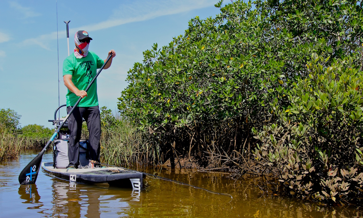 best sup fishing destinations florida 1