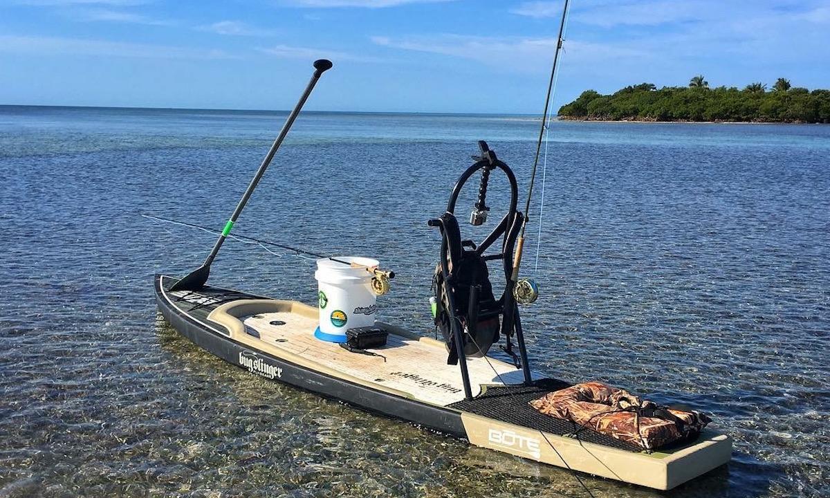 best sup fishing destinations florida keys