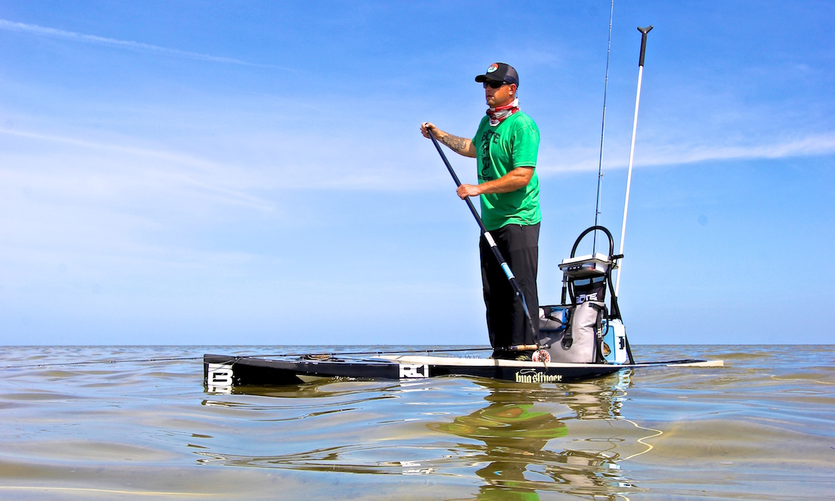 best sup fishing destinations florida