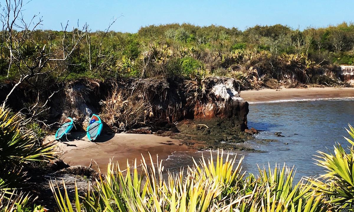 amelia island boneyard hideway beach
