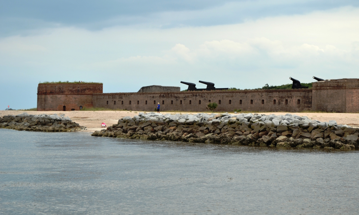 amelia island ft clinch
