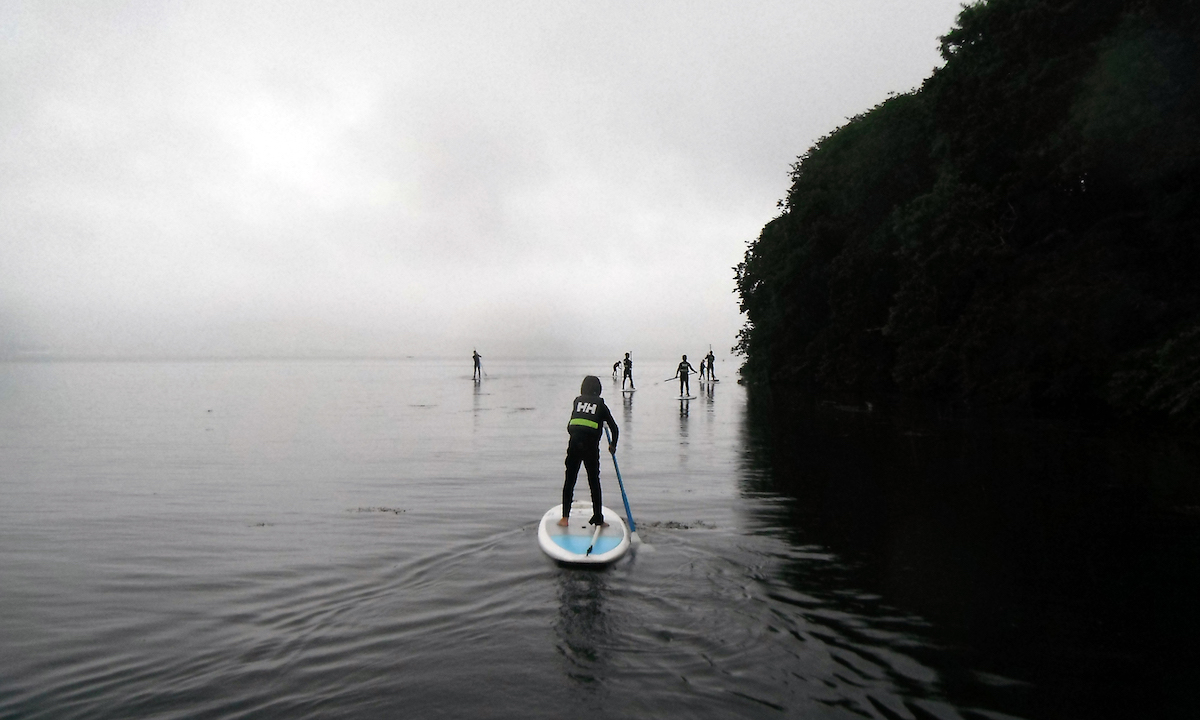 paddle boarding kerry ireland 2