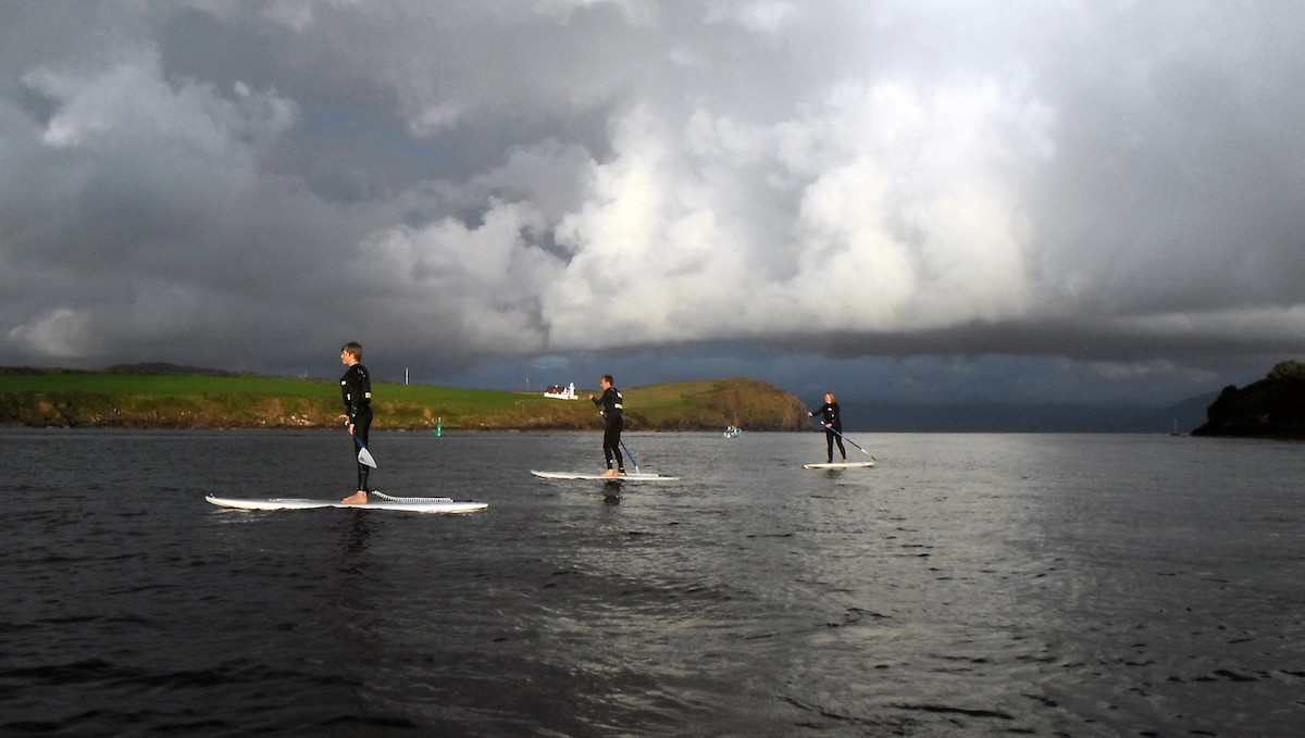 paddle boarding kerry ireland 4