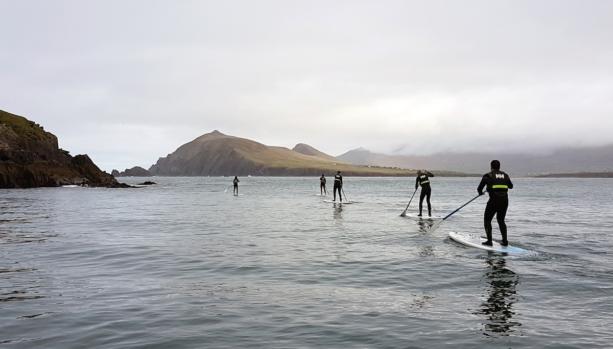 paddle boarding kerry ireland 6