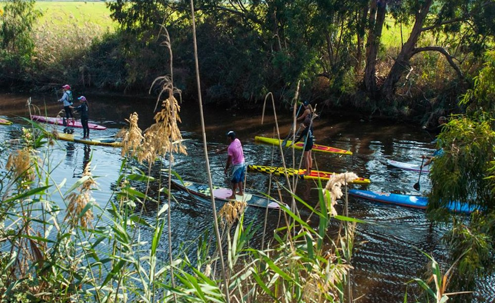 paddle boarding israel 3