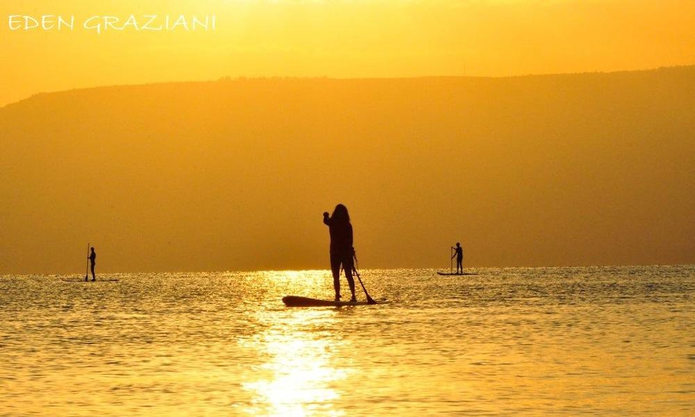 paddle boarding israel 5