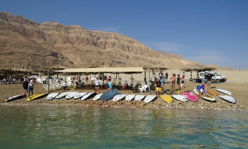 paddle boarding israel 8