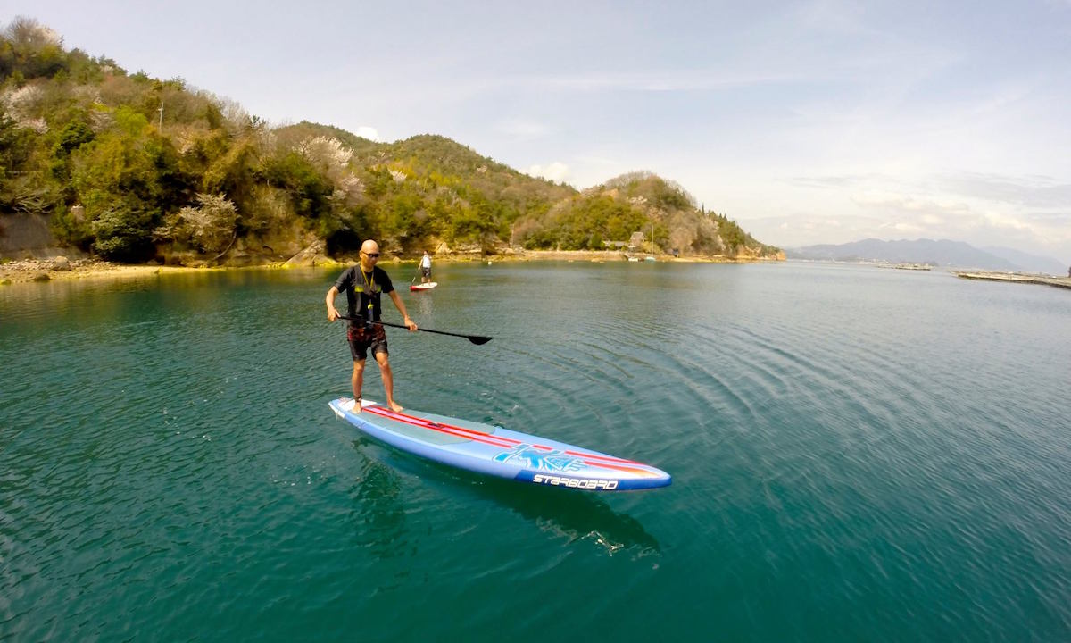 6 places to paddle japan miyajima 2