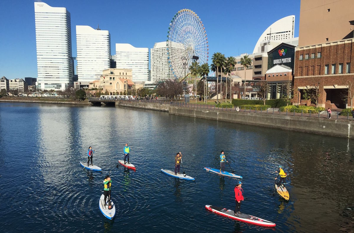 6 places to paddle japan yokohama 3