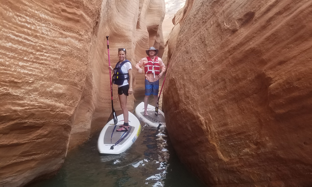 lake powell sup uplake
