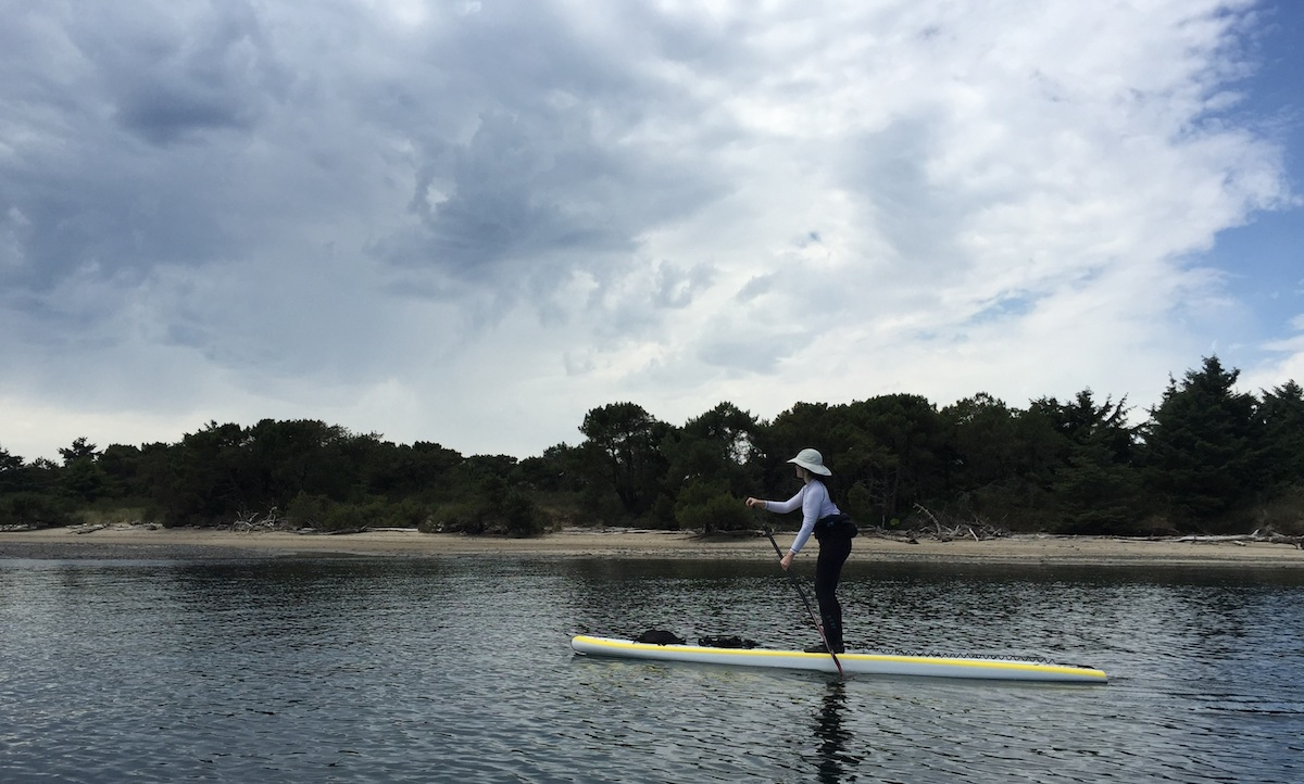 coast nehalam bay photo brett sup beverly