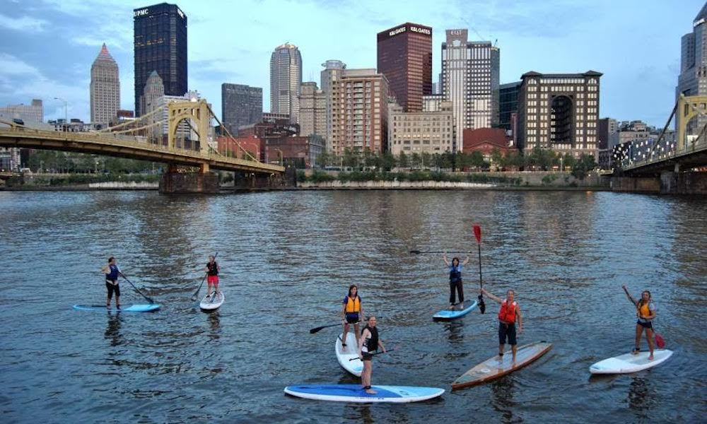 paddle pittsburgh