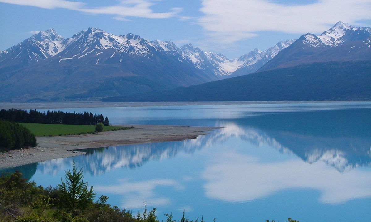 places to travel 2017 new zealand
