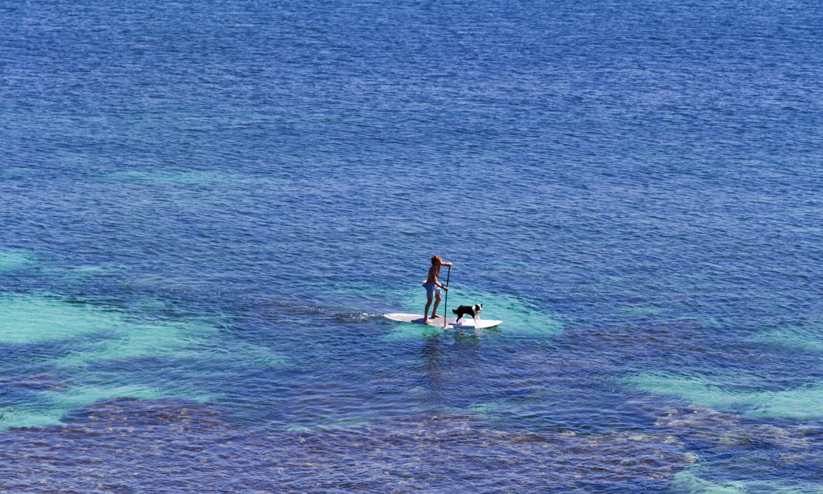 places to paddle board travel 2018 perth west aus