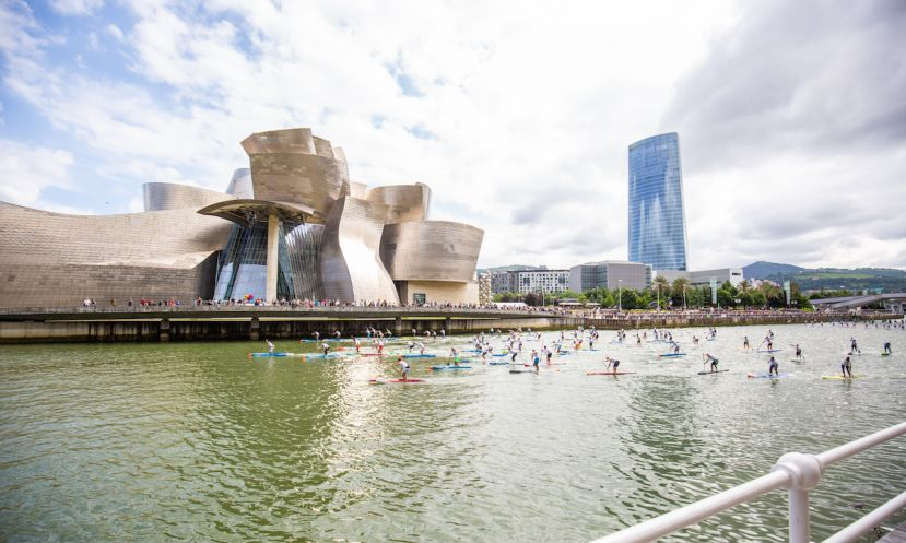 sup places to travel 2019 bilbao basque country spain