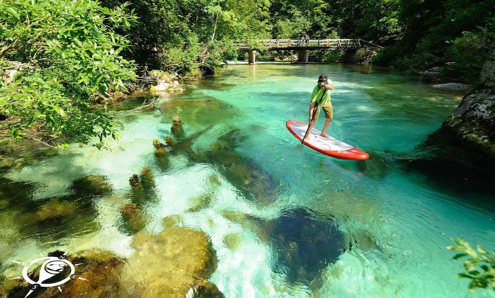 slovenia paddle boarding destination crop