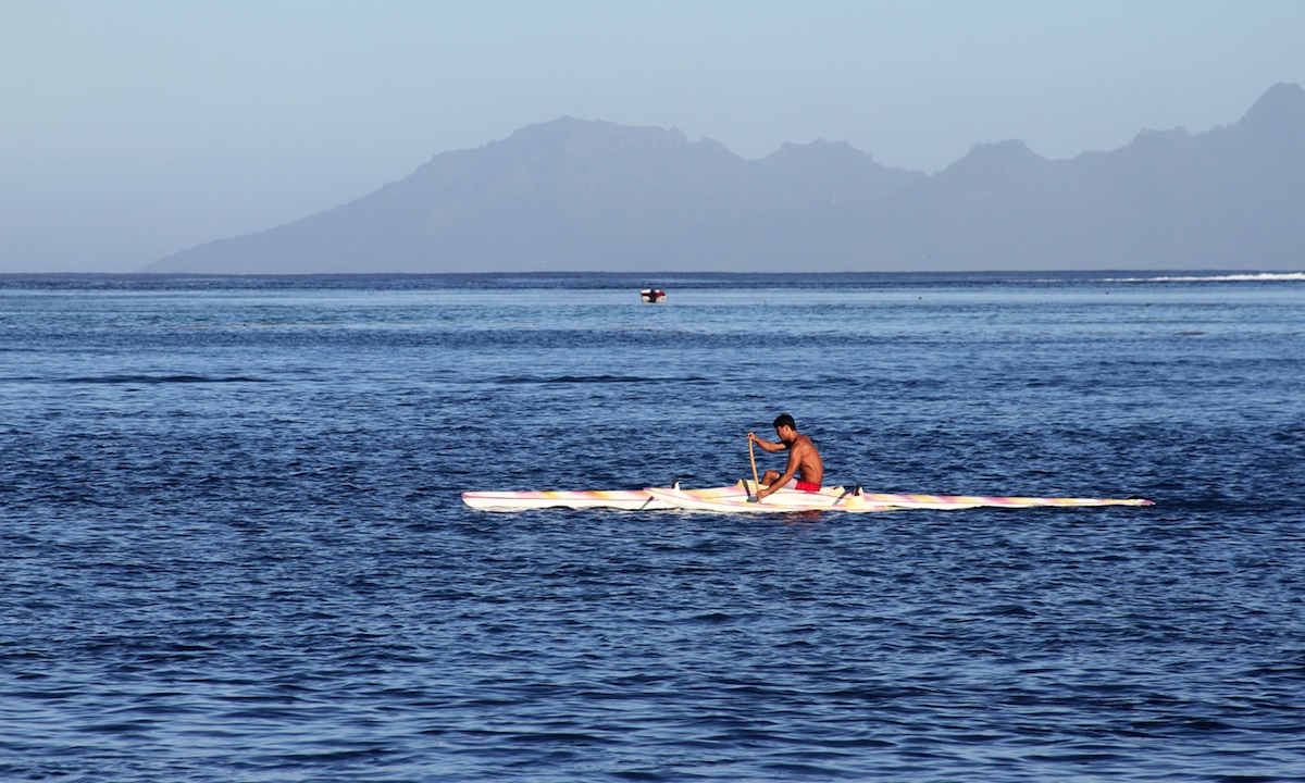 tahiti other paddlers vaa