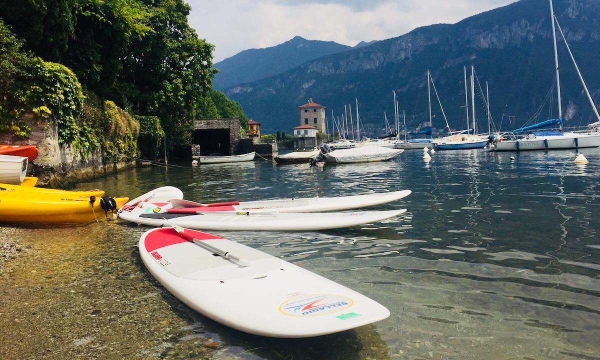 paddle boarding lake como 5