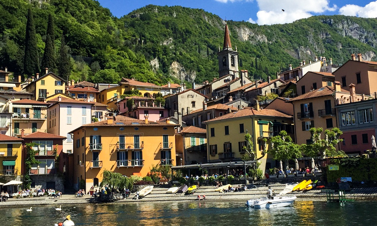 paddle boarding lake como 8