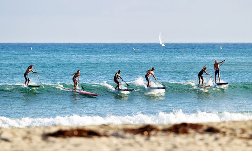 sup hotspot west coast usa dana point