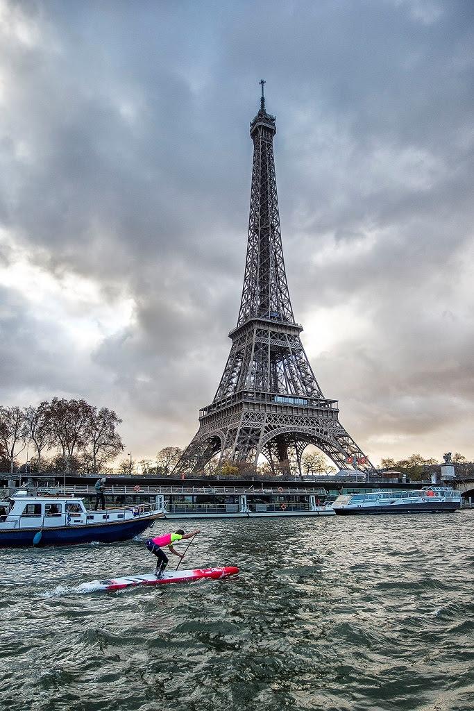 paris sup open 2018 race