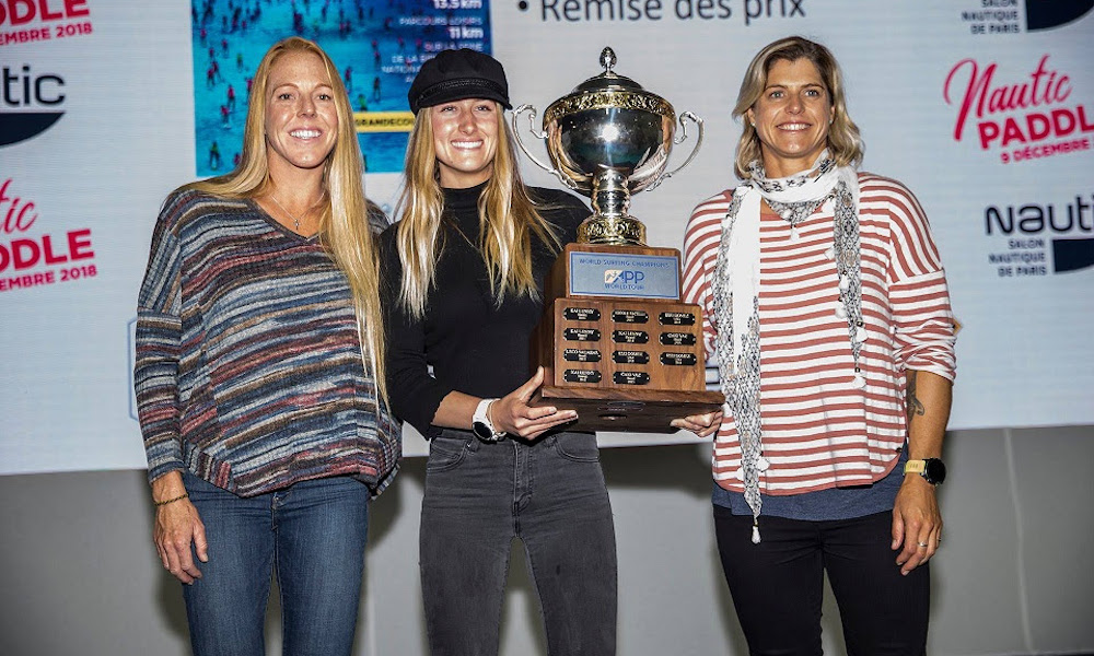 paris sup open 2018 women