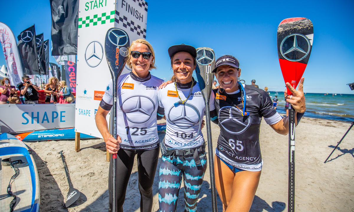 paddle league scharbeautz 2018 women
