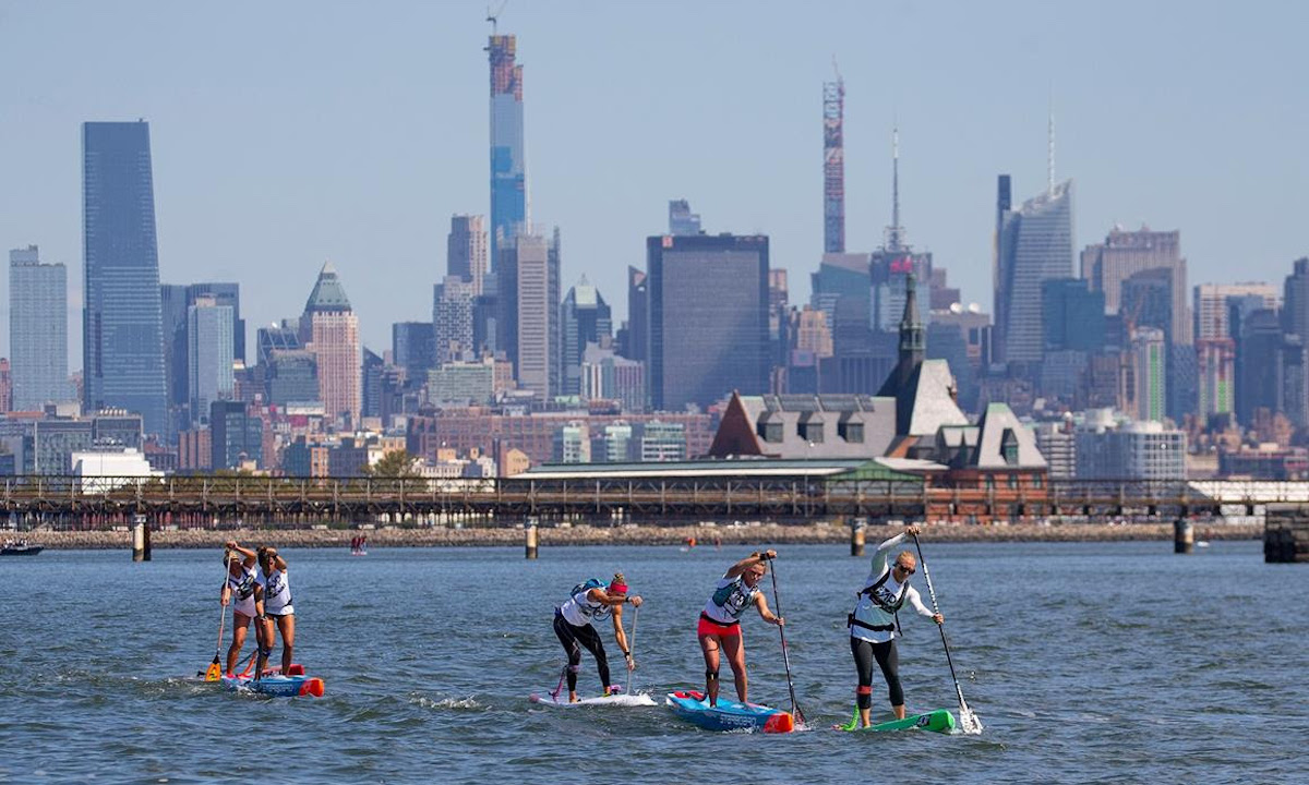 ny sup open 2019 distance women