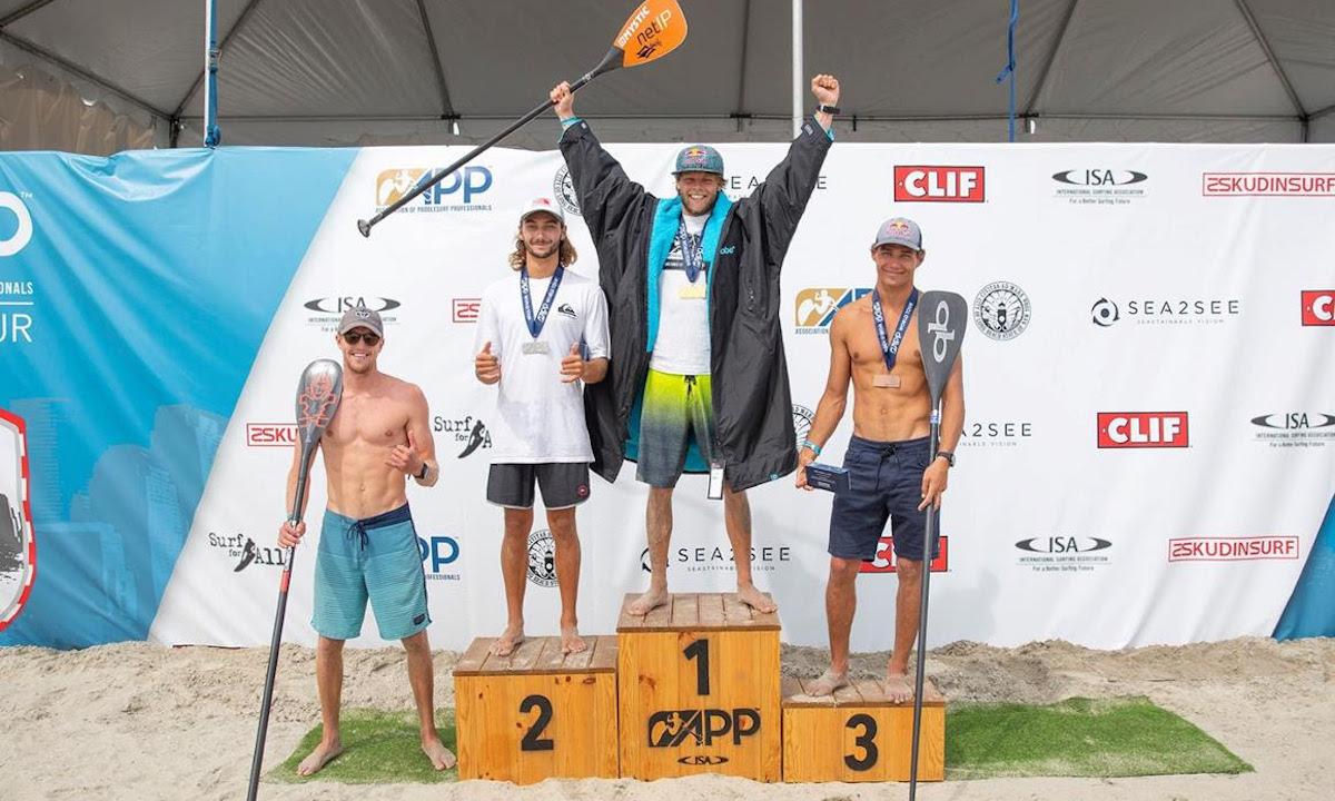 ny sup open 2019 sprints men podium