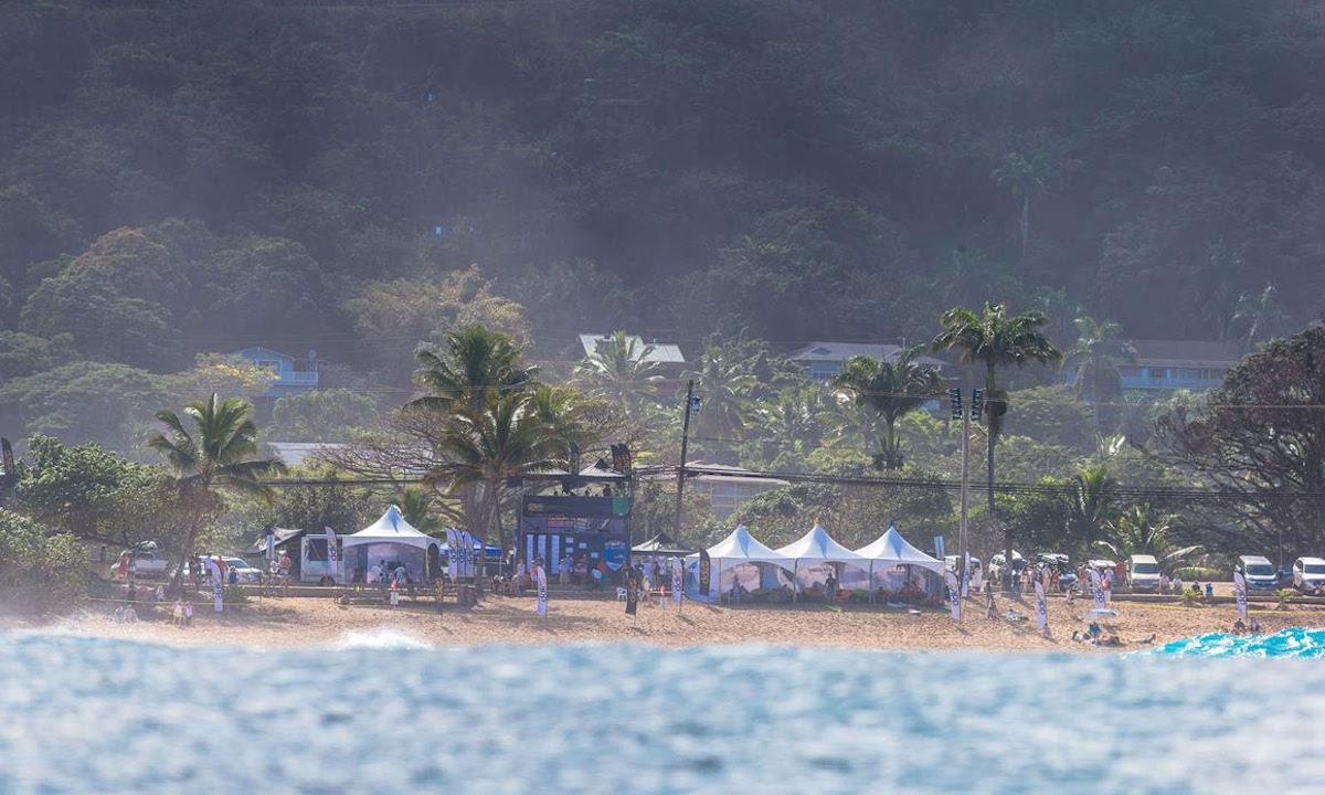 sunset beach pro 2019 beach