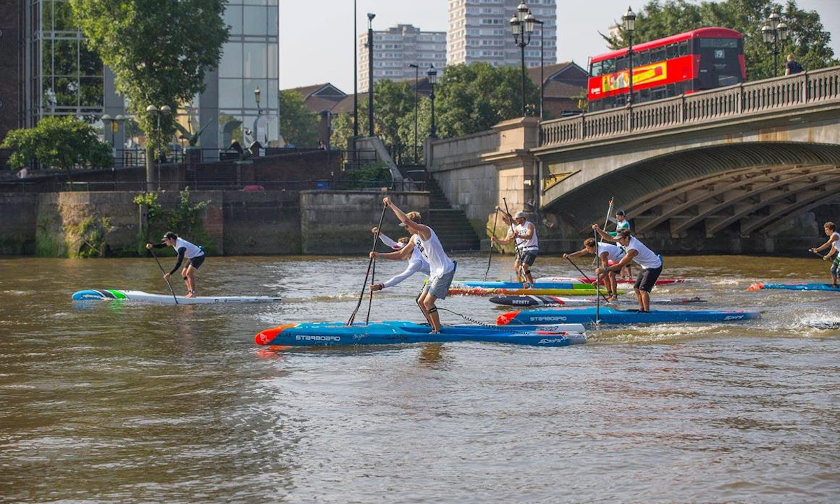 london sup open 2018 men