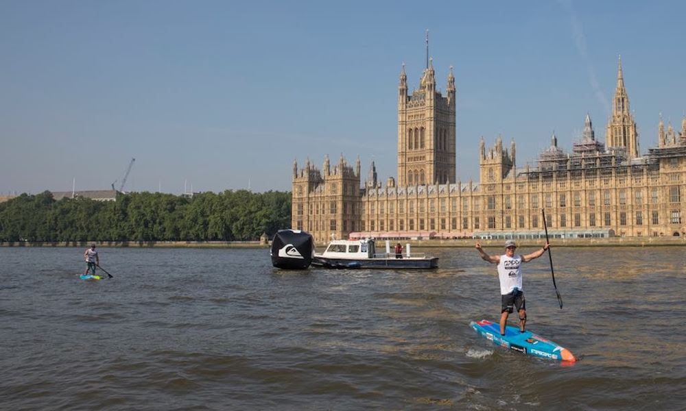 london sup open 2018 michael booth