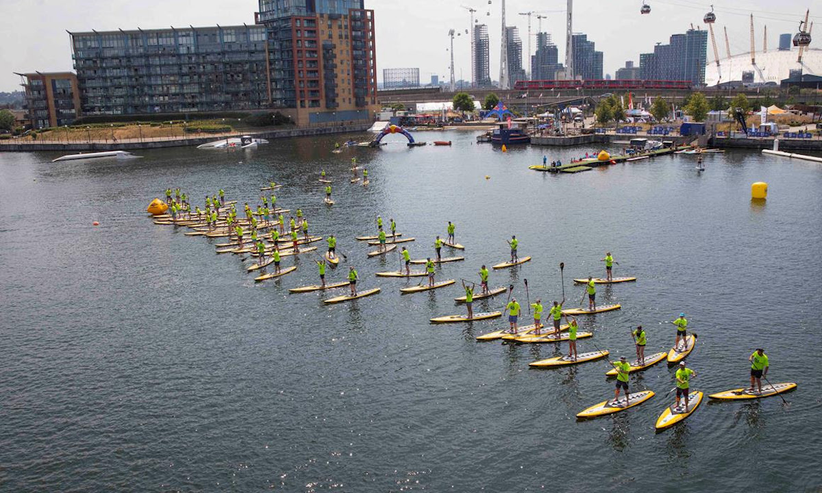 2019 london sup open preview